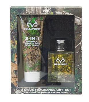 Realtree Fragrance Gift Set for Him