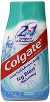 Colgate 2-in-1 Toothpaste & Mouthwash