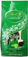 Lindt Lindor Truffles Mint Dark Chocolate