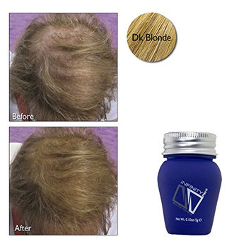 Infinity Hair Loss Concealing Fibers for Women & Men