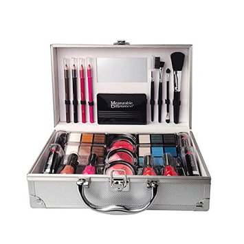 Measurable Difference Cosmetic Train Case