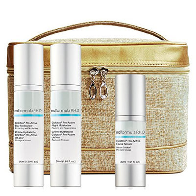 MD Formula P.H.D Coldtox Pro-Active Bag Set Facial Serum