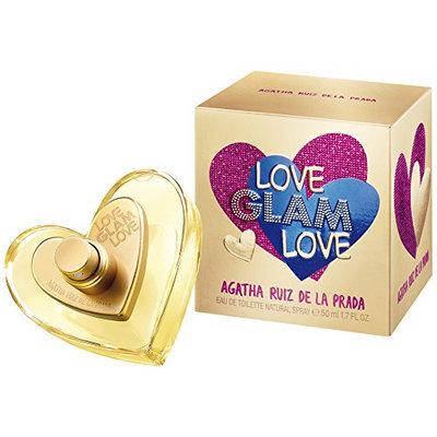 Agatha Ruiz De la Prada Love Glam Love Eau de Toilette Spray for Women