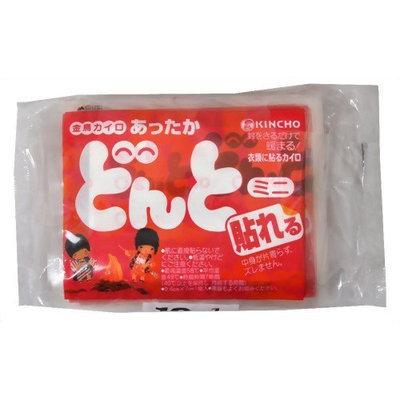 KINCHO 10 Piece Donto Sticking Body Warmer Mini