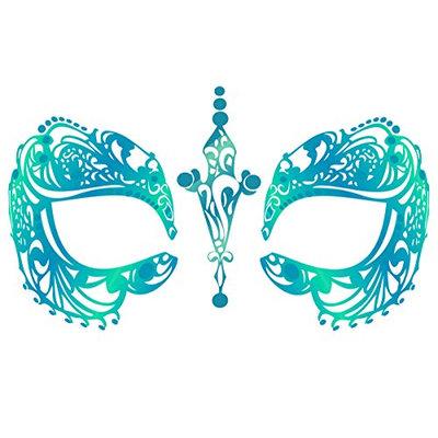 Masque Rage Alluring Teal