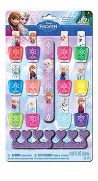 Frozen Piece Nail Set
