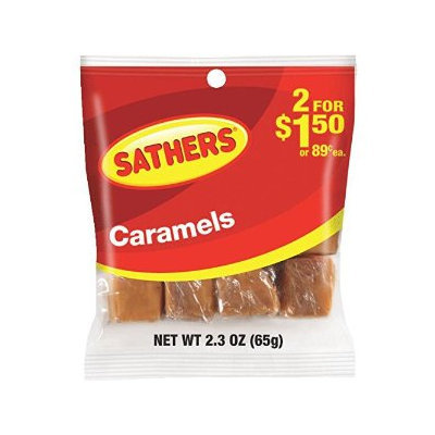 Sathers Caramels