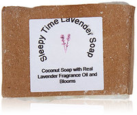 Sleepy Time Lavender Coconut Soap