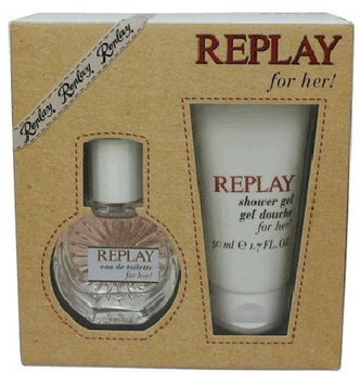 Replay 2 Piece Gift Set for Women