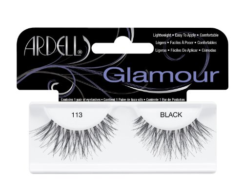 Ardell Fashion Lashes Pair - 113 (Pack of 4)