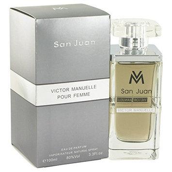 Victor Manuelle San Juan Pour Femme Eau de Parfum Spray for Women