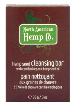 North American Hemp Co. Hemp Seed Cleansing bar