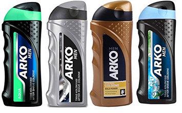 Arko After Shave Cologne Variety Pack