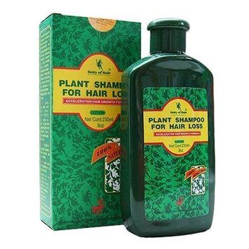 Deity of Hair Plant Shampoo for Hair Loss Acceleration Hair Growth Formula