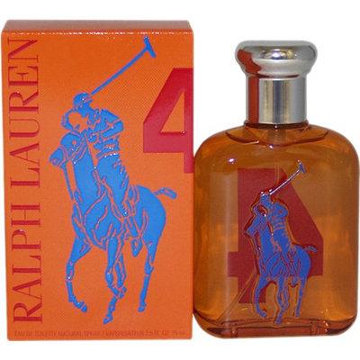 The Big Pony Collection # 4 by Ralph Lauren for Men Eau De Toilette Spray