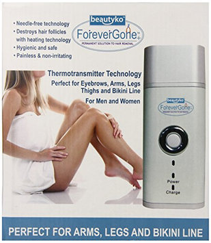 Forever Gone Smooth Skin Bladeless Hair Remover