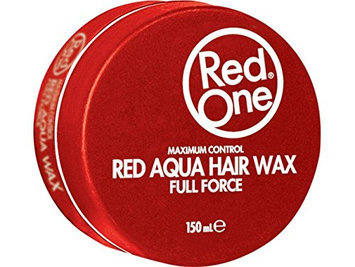 Red Aqua Hair Wax - RedOne