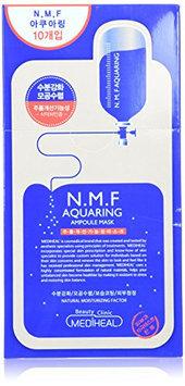 Korea Mediheal Aquaring Ampoule Essential Mask Pack 1box 10sheet