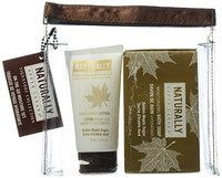 Upper Canada Naturally Signature Collection Lotion and Soap Travel Set
