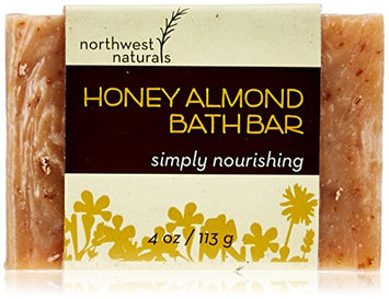 Northwest Naturals Honey Almond Bath Bar with Oatmeal