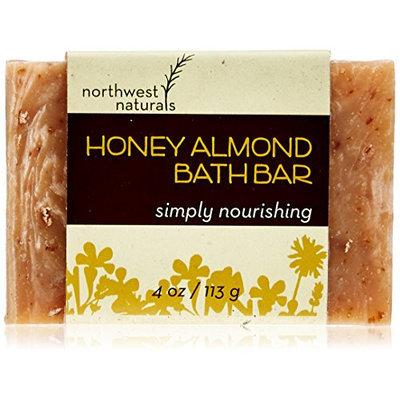 Northwest Naturals Honey Almond Bath Bar with Oatmeal