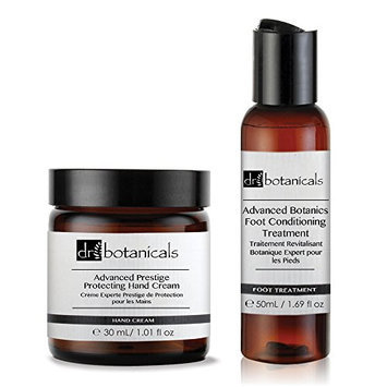 Dr Botanicals Advanced Ultra-Rejuvenating Body Wash and Pro-Active Lift and Firm Body Cream