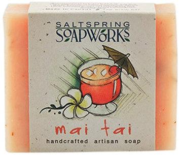 Saltspring Soapworks All Natural Artisan Soap Bar