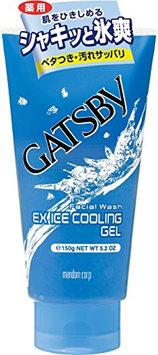 MANDOM Gatsby Facial Wash Ex Ice Cooling Gel O