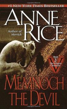 Ballantine Books Of Canada Memnoch the Devil (Vampire Chronicles Series #5)