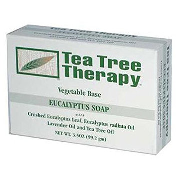 Tea Tree Therapy Vegetable Base Bar Soap