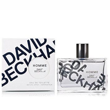 David Beckham Homme Eau de Toilette Spray for Men