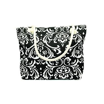 NuPouch Baroque Tote Handbag