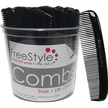 American Comb Heavy Duty Pocket Tub