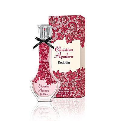 Christina Aguilera Red Sin Eau de Parfum Spray for Women
