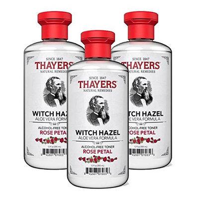 Thayers Alcohol-Free Rose Petal Witch Hazel Toner