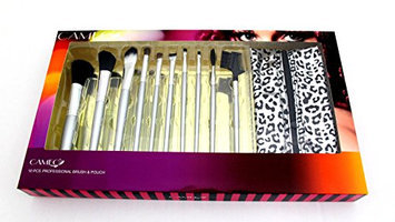 Cameo Professional Make Up Brush Set & Pouch