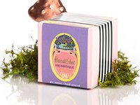 Magic Fairy Candles Lilac Body Massage Candle