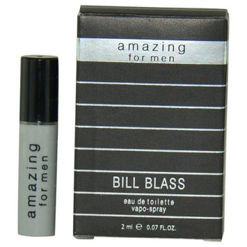 Bill Blass Amazing Men's Vial Spray