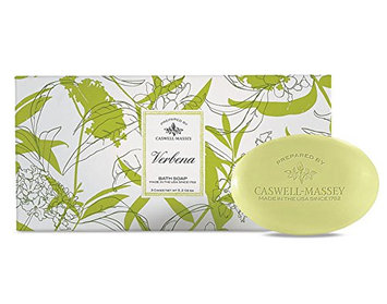 Caswell-Massey Verbena Bar Soap Set