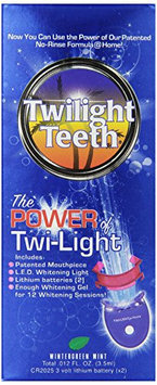 Twilight Teeth Home and Salon Whitening Kit