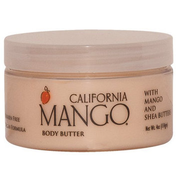 California Mango Body Butter