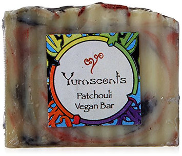 Yumscents Patchouli Vegan Bar Soap