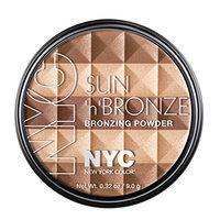 N.Y.C. New York Color Sun N' Bronze Bronzing Powder