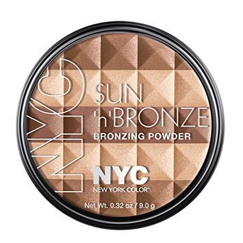 N.Y.C. New York Color Sun N' Bronze Bronzing Powder