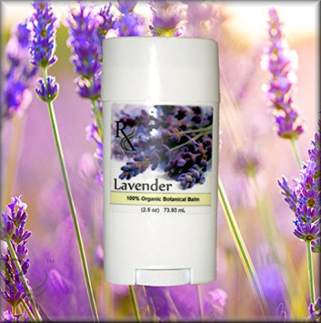 Earth Natural Botanical LAVENDER 100% PURE ORGANIC BOTANICAL BODY BALM | Your Personal Take-Me-Anywhere Aromatic SKIN CONDITIONER & MASSAGE THERAPY Balm!