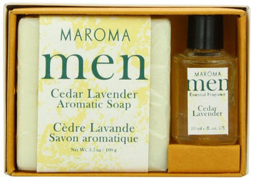 Maroma Cedar Lavender Men Gift Set