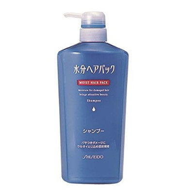 Shiseido Aquair Aqua Hair Pack Daily Treatment