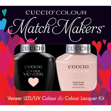 Cuccio Veneer and Colour Matchmaker Nail Polish