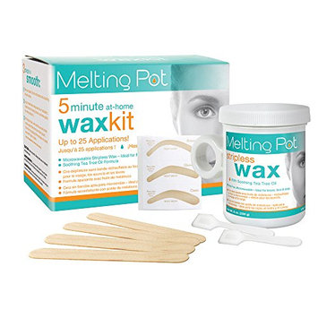 Melting Pot At Home Wax Kit