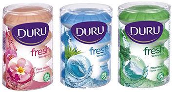 Duru Fresh Sensations Variety Pack